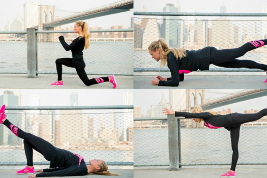 5 Moves to a Sexy Butt