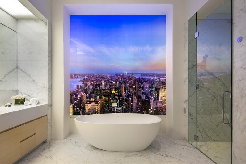 4b INTERIORS 432 Park Avenue Master Bath01