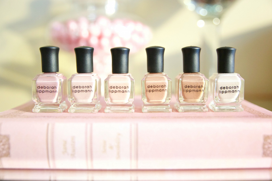 The Perfect Nude Nail Polish Set  Manhattan Girl-6456