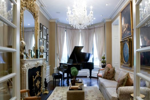 A stunning brownstone on the Upper East Side