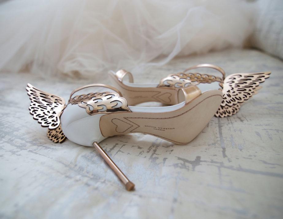 Shopping for the Perfect Wedding Shoe – Manhattan Girl