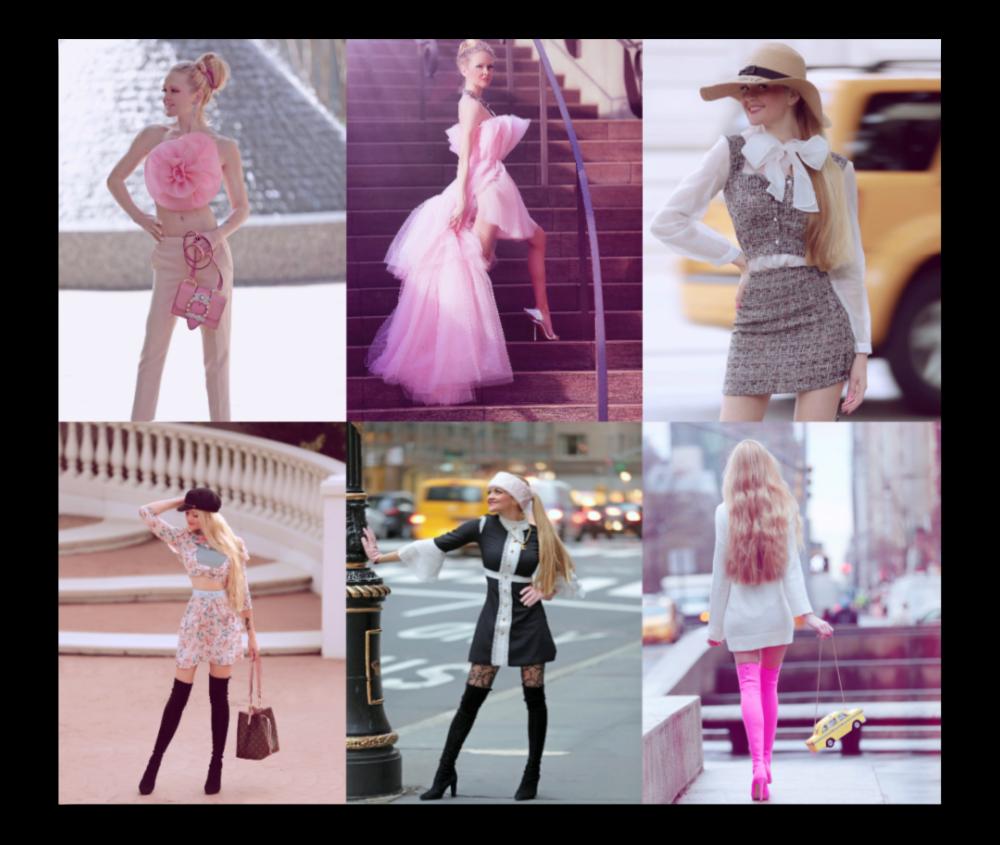 Outfits Manhattan Girl